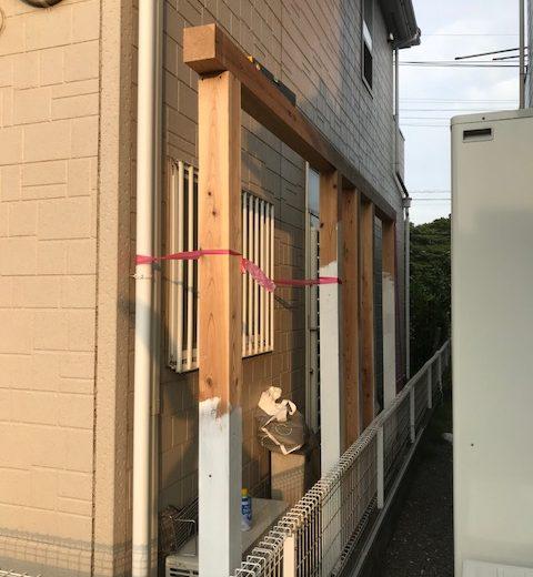 !!!自慢の造作テラス屋根!!!