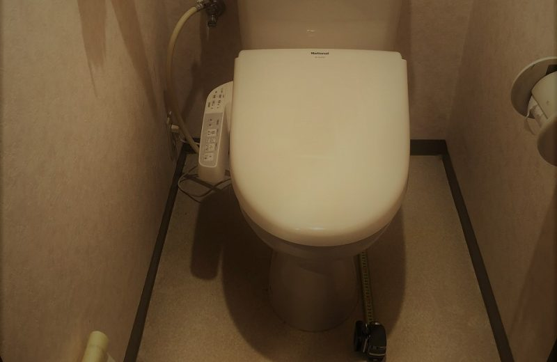 狭山市F様邸トイレ交換工事完了致しました!